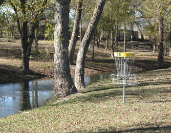 Steeplechase Disc Golf Park